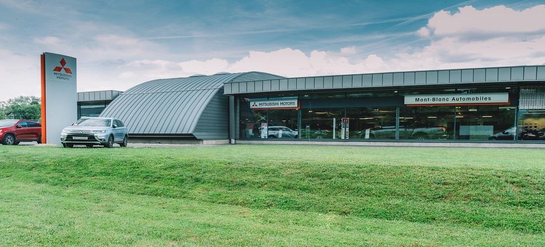 Concessions Mitsubishi-Mont-Blanc Automobiles à Chambéry